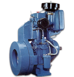 1 CYLINDER AIR COOLED DIESEL ENGINE (3.5 KVA TO 7.5 KVA)